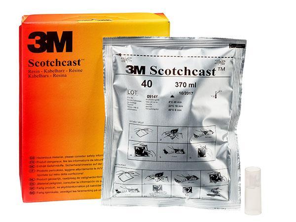 Chất cách điện 3M Scotchcast Insulating Resin 40