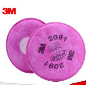 Phin lọc bụi chì, amiăng 3M 2091