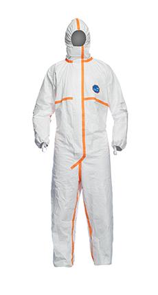 Quần áo liền bảo hộ lao động Dupont Tyvek 800 J