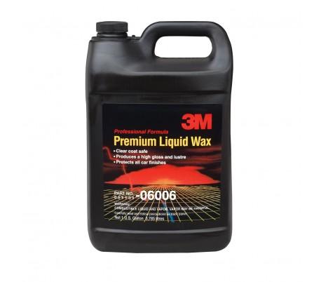 Đánh bóng xe 3M 06006 Premium Liquid Wax