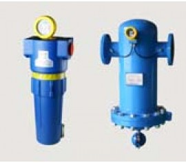 Trụ lọc khí nén chính xác sản xuất công nghiệp FQ, FC, FT, FA, FH