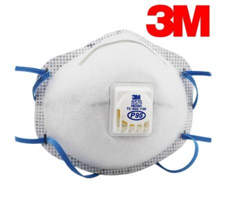 Mặt nạ 3M 8576 P95 khử mùi khí axit