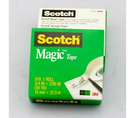 Băng keo vô hình Magic 3M 810