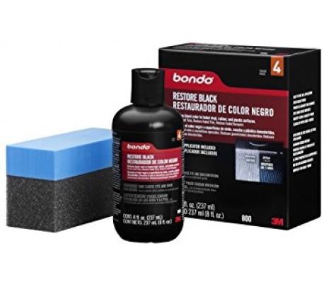 Dung dịch phục hồi nhựa đen 3M PN0800 Bondo Restore Black
