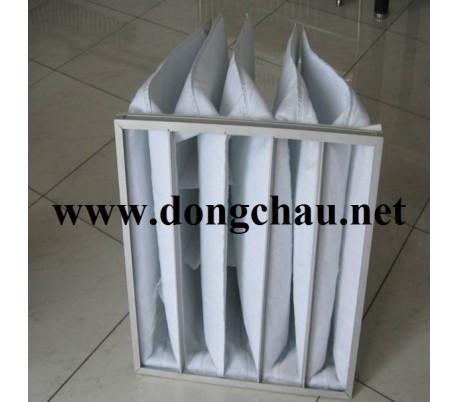 Khung túi lọc F9 màu trắng