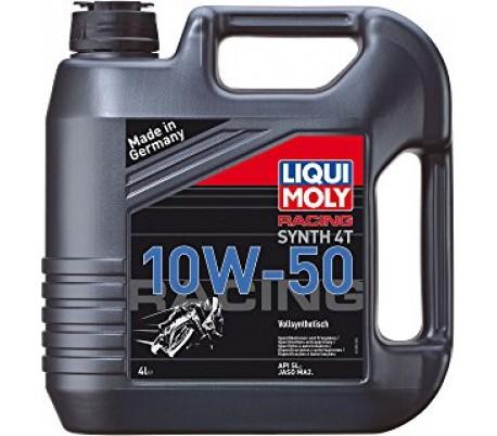 Nhớt dành cho mô tô phân khối lớn Liqui Moly Racing 10w50