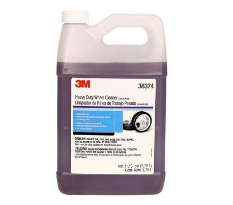Bình vệ sinh vành xe, mâm xe 3M Heavy Duty Wheel Cleaner 38374