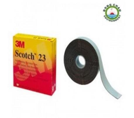 Băng keo cao su cách điện 3M Scotch 23