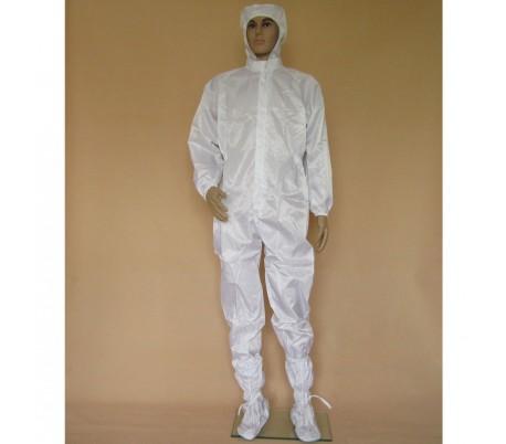 Đồng phục quần áo phòng sạch nhà máy lắp ráp điện tử