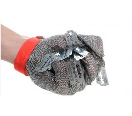 Găng tay chống cắt inox