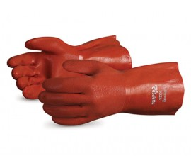 Găng tay bảo hộ chống dầu, axit dung môi