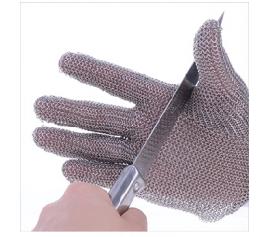 Găng tay chống cắt bằng thép không gỉ