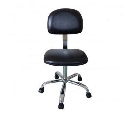 Ghế phòng sạch chống tĩnh điện có lưng dựa giảm đau lưng