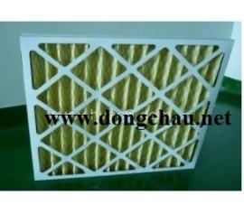 Khung lọc khí thô đầu vào khung giấy carton