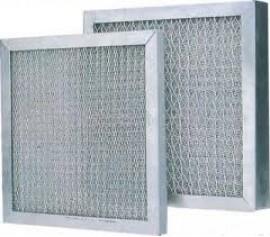 Khung lọc kim loại lọc khí nhiệt độ cao