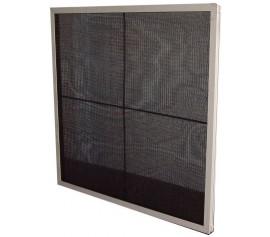 Khung lọc khí lưới lọc Nylon đen