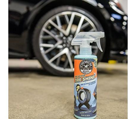 Chai xịt làm bóng lốp xe chemical Guys Tire Kicker