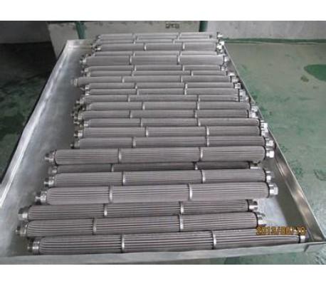 Lọc lõi inox 5 lớp lọc xăng, dầu, sản phẩm dầu mỏ độ chính xác lọc cao