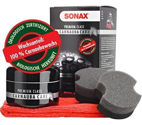 Sáp đánh bóng xe cao cấp Sonax (211200) Premium Class Carnauba Wax